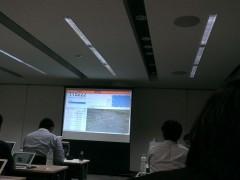 小川さんのセミナー開始前