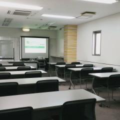 40人入る教室ですよー